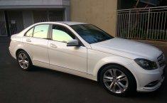 Dijual mobil Mercedes-Benz C-Class C200 AVG 2013 bekas, DKI Jakarta