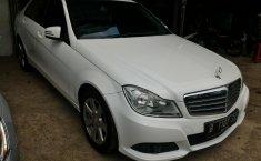Jual mobil Mercedes-Benz C-Class C200 2013 bekas di DKI Jakarta