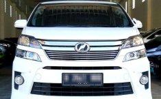 DIY Yogyakarta, jual mobil Toyota Vellfire Z 2012 dengan harga terjangkau