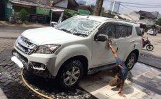 Mobil Isuzu MU-X 2014 dijual, DKI Jakarta