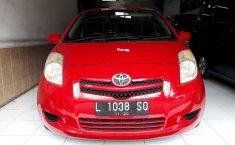 Jual mobil Toyota Yaris J 2008 bekas, Jawa Timur