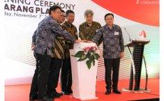 Gelontorkan Dana USD52 Juta, Idemitsu Resmikan Pabrik Pelumas Keduanya di Cikarang