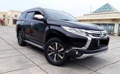 Jual cepat mobil Mitsubishi Pajero Sport Dakar 2017 di DKI Jakarta
