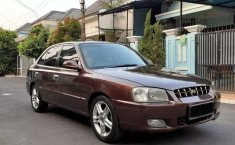 Jual Hyundai Accent 2001 harga murah di DKI Jakarta