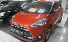 Jual mobil bekas murah Toyota Sienta Q 2017 di DKI Jakarta