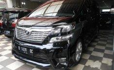 Jual Toyota Vellfire Z 2010 harga murah di Jawa Barat
