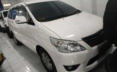 Jual mobil Toyota Kijang Innova 2.5 G 2012 dengan harga murah di DIY Yogyakarta
