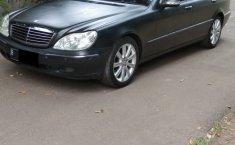 Dijual mobil bekas Mercedes-Benz S-Class S 320 2002, DKI Jakarta