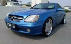 Jual mobil bekas murah Mercedes-Benz SLK SLK 230 K 2000 di DKI Jakarta