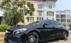 Jual mobil bekas murah Mercedes-Benz CLA 200 2016 di DKI Jakarta