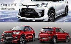 Toyota Raize Dapatkan Bodykit TRD dan Modelista, Lebih Kece Mana?