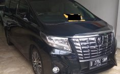 Dijual mobil bekas Toyota Alphard G 2017, DKI Jakarta