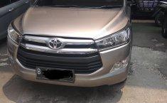 Jual mobil Toyota Kijang Innova V 2016 bekas di DKI Jakarta