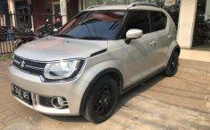 Jual mobil Suzuki Ignis GX Manual Tahun 2017 bekas di Banten