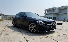 Jual mobil Mercedes-Benz C-Class C250 AMG 2016 murah di DKI Jakarta