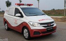 Wuling Motors Serahkan Lima Unit Wuling Confero Ambulans dan Mobil Klinik Untuk Rumah Zakat