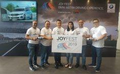 Joy Fest: BMW Astra Driving Experience 2019 Berikan Pengalaman Baru untuk Pelanggan