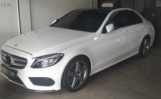 Dijual mobil bekas Mercedes-Benz C-Class 250 2016, DKI Jakarta