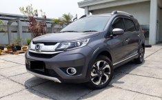 Jual mobil Honda BR-V E 2017 dengan harga murah di DKI Jakarta
