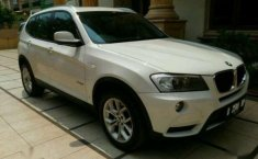 Mobil BMW X3 xDrive20i 2012 dijual, DKI Jakarta