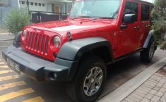 DIY Yogyakarta, dijual mobil Jeep Wrangler Rubicon Asli Axle Lock Swaybar 2016