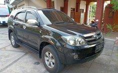 Jual mobil Toyota Fortuner 2.5 G 2007 terawat di DIY Yogyakarta