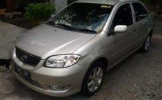 DIY Yogyakarta, jual mobil Toyota Vios G 2004 dengan harga terjangkau