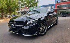 Mobil Mercedes-Benz C-Class 2017 C250 AMG dijual, DKI Jakarta