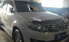DKI Jakarta, Mobil dijual Toyota Fortuner G Luxury 2012 bekas