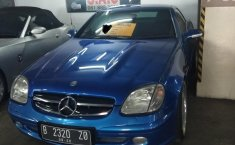 DKI Jakarta, dijual mobil Mercedes-Benz SLK SLK 230 K 2001 bekas
