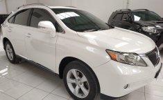 DIY Yogyakarta, dijual mobil Lexus RX 270 2012 bekas