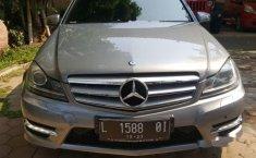 Jual Mercedes-Benz C-Class 250 2011 harga murah di Jawa Timur