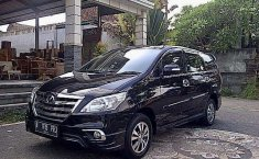 Bali, Toyota Kijang Innova G Luxury 2014 kondisi terawat