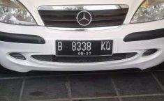 Jual mobil Mercedes-Benz A-Class A 140 2004 bekas, DKI Jakarta