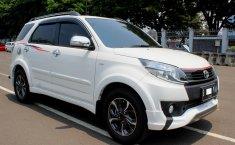 Jual cepat mobil Toyota Rush TRD Sportivo Ultimo 2017 di DKI Jakarta