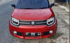 Jual mobil bekas murah Suzuki Ignis GX 2017 di Kalimantan Timur