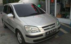 Jual mobil bekas murah Hyundai Getz Na 2005 di Jawa Tengah