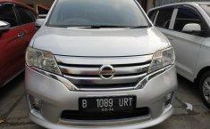 Mobil bekas murah Nissan Serena Highway Star 2014 dijual, Jawa Barat