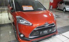 Jual mobil Toyota Sienta Q 2017 dengan harga terjangkau di DKI Jakarta