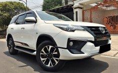 Dijual cepat Toyota Fortuner SRZ 2016 harga terjangkau di DKI Jakarta
