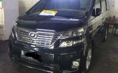 Jual mobil Toyota Vellfire 2.4 NA 2011 terawat di DKI Jakarta