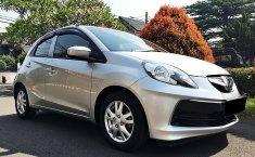 Dijual mobil bekas Honda Brio E 2013 terawat di DKI Jakarta