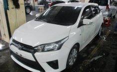 Jual mobil Toyota Yaris E 2016 bekas di DKI Jakarta