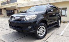 Jual mobil Toyota Fortuner G TRD 2013 murah di DKI Jakarta
