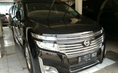 Mobil bekas Nissan Elgrand Highway Star 2014 dijual, DKI Jakarta