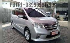 Jual cepat Nissan Serena Highway Star 2013 di Bali