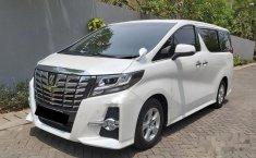 Jual mobil bekas murah Toyota Alphard G S C Package 2017 di DKI Jakarta