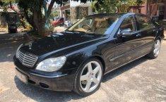 Mercedes-Benz S-Class 2001 Banten dijual dengan harga termurah