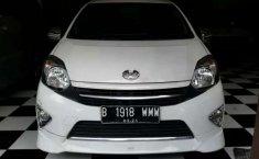 Mobil Toyota Agya 2014 TRD Sportivo dijual, DKI Jakarta