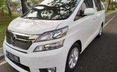 Mobil Toyota Vellfire 2013 V dijual, Banten